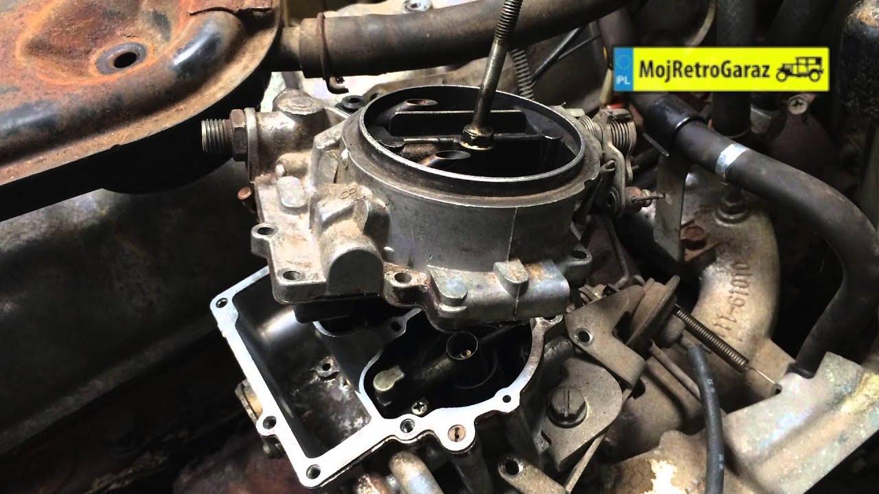 Carburetor Toyota Land Cruiser  YouTube