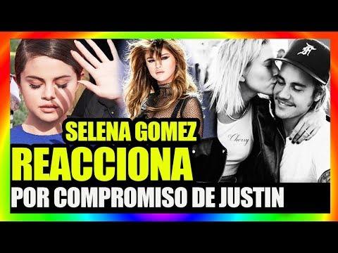 SELENA GOMEZ Reacciona tras COMPROMISO de JUSTIN BIEBER y HAILEY BALDWIN