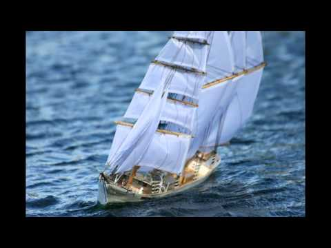 "RC Square-riggers, 4 masted barquentine ""Mozart"""