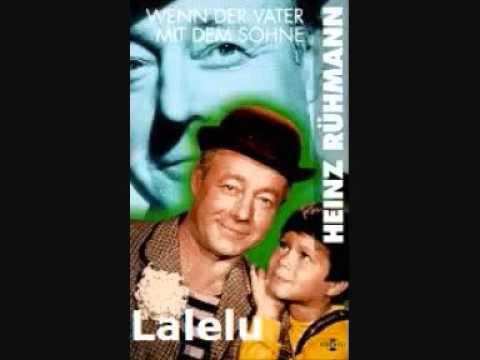 Heinz Rühmann  LaLeLu Original 1955
