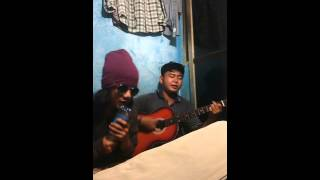 Ratok anak rantau (cover andra respati) by ando &