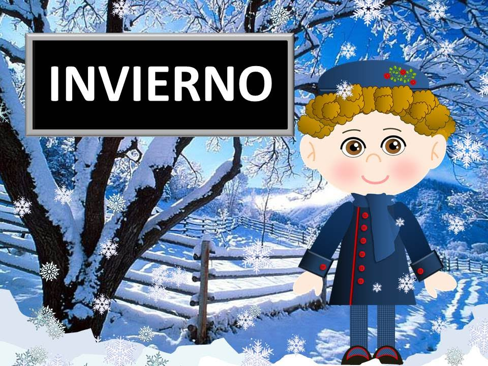 Las estaciones del a o el invierno videos para ni os for Imagenes de patios de invierno