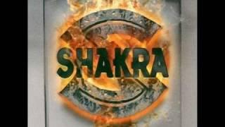 Shakra-sign in the sky