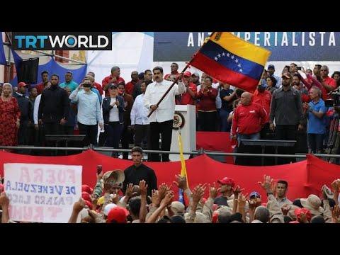 Venezuela in Turmoil: Pro and anti-govt protests held in Caracas