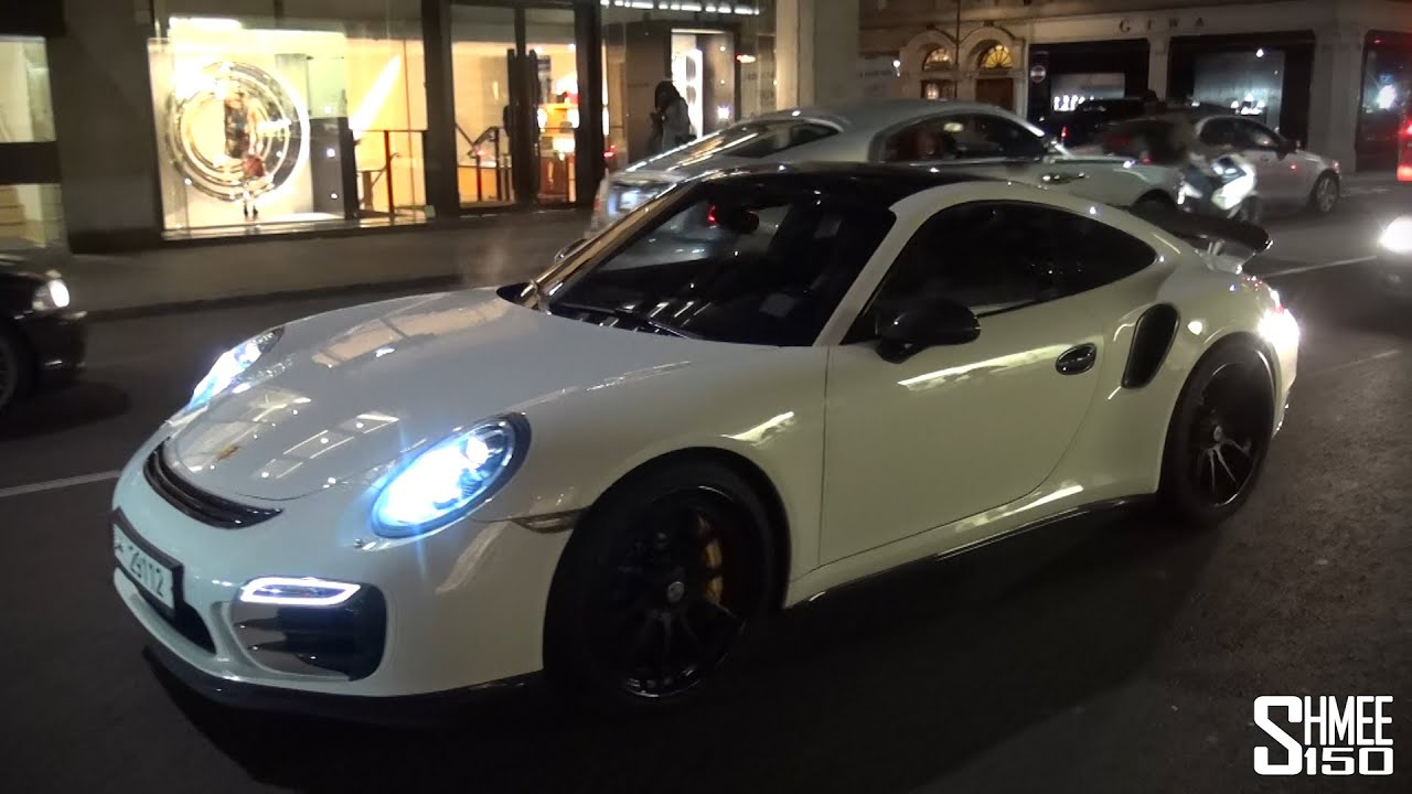 900hp Porsche 911 Turbo S Amazing Exhaust Sound YouTube