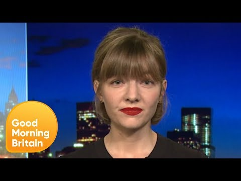 Clemence Michallon on Her Interview With Liam Neeson Which Sparked Racism Row | Good Morning Britain