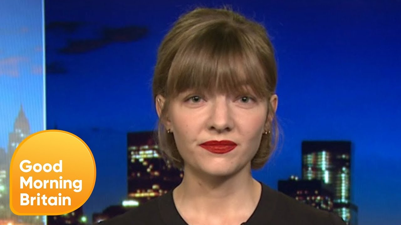 Clemence Michallon On Her Interview With Liam Neeson Which Sparked Racism Row Good Morning Britain