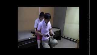 呉市消防安全対策課 監修 大人用おんぶ紐 おんぶらっくの装着動画です。...