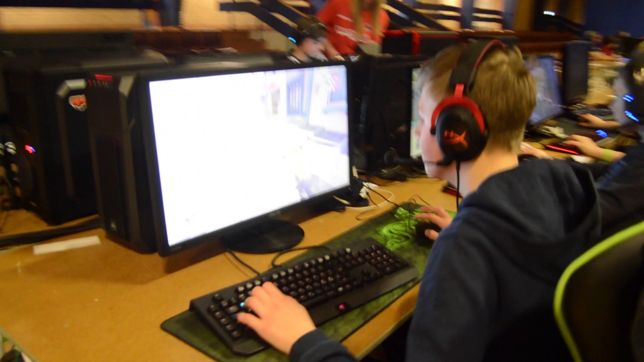Sørby eSport bootcamp april 2017