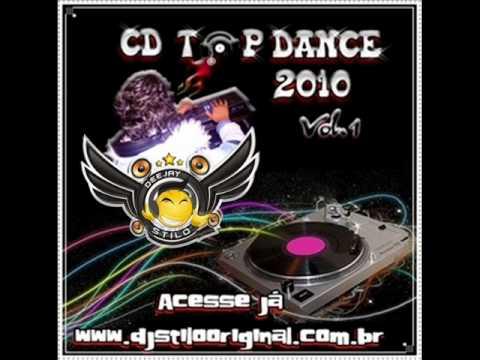 Cd Top Dance 2010 Vol.1 By dj stilo original