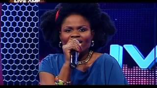 Killer performance @HeavykPoint5 ft @Mpumi_Wena - WENA