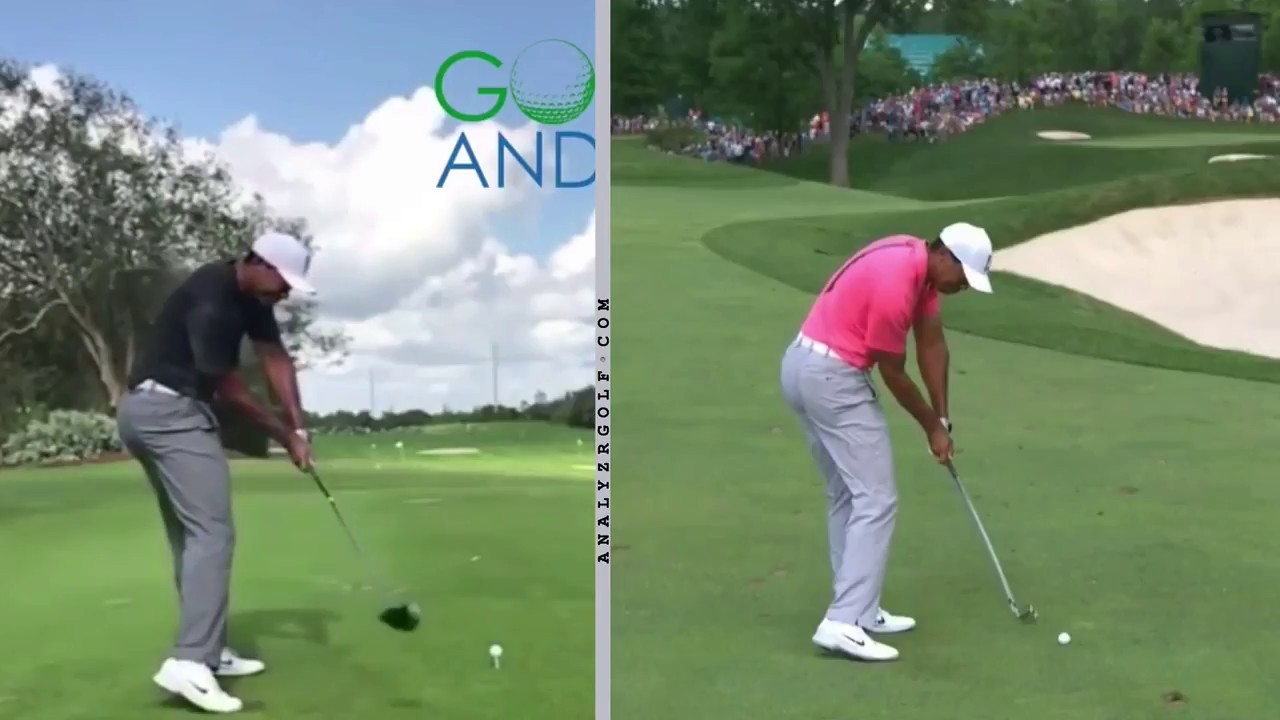 Tiger's latest swing video proves he's alive and not much ...