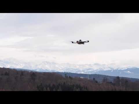 [USI] Verity Studios développe un algorithme qui empêche les drones de tomber