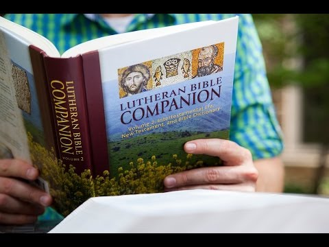 Lutheran Bible Companion