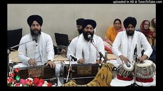 Ekai Ekai Ek Tuhi - Bhai Jaspinder SIngh  Ji (Hajuri Ragi Darbar Sahib) - Karol Bagh (Deep Sound)