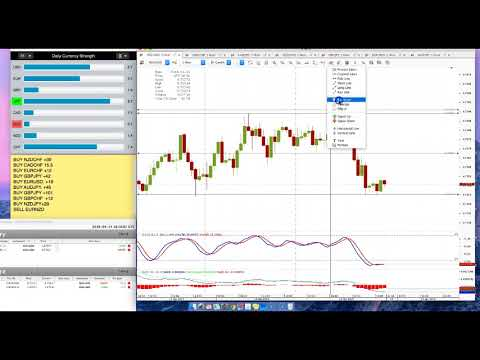 HOW TO TRADE DAILY RANGES AND RETRACEMENTS
