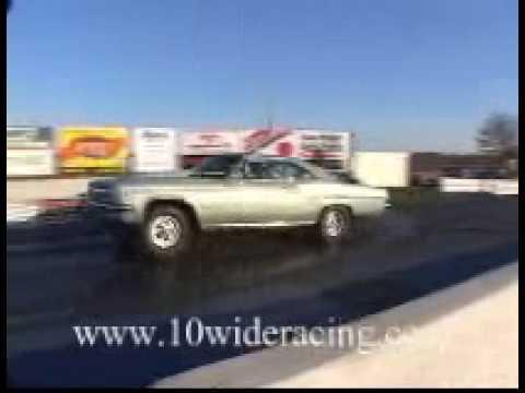 Fastest Street Car 8 Second Impala 1 4 Mile Drag Racing