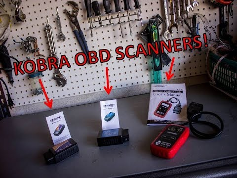 KOBRA OBDII Code Scanner Reviews - (WiFi, Bluetooth) , (iOS, Android)