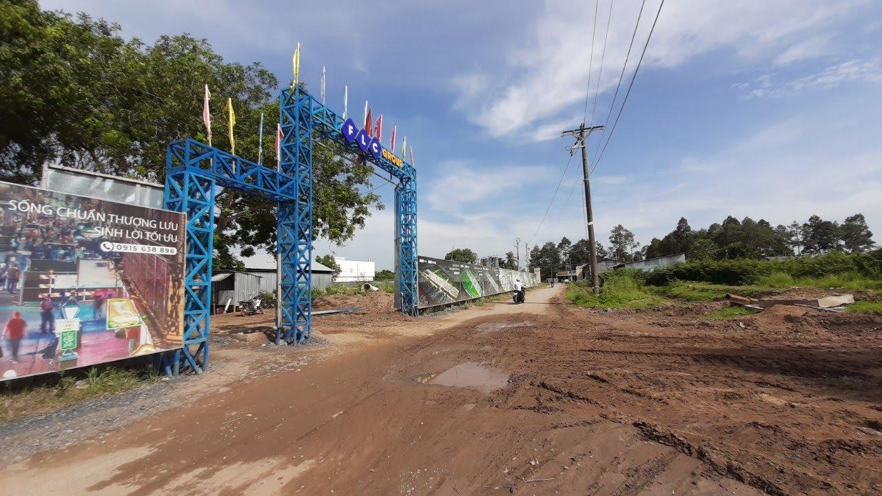Nền Khu Đô Thị FLC La Vista Sa Đéc Đồng Tháp - Giá Rẻ Nhất Khu Liên Hệ Ngay - CHÍNH CHỦ