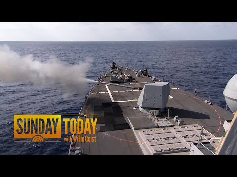 US, South Korea Resume Joint Military Exercises – Take An Inside Look | Sunday TODAY