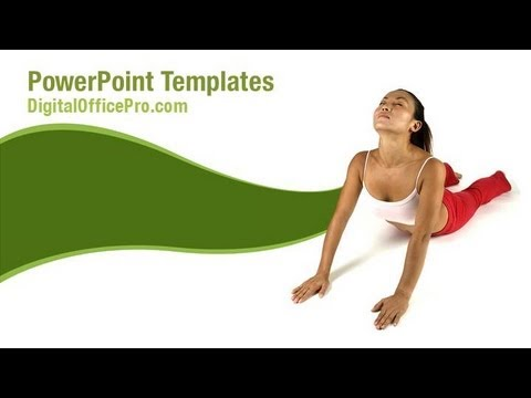 Yoga pose powerpoint template backgrounds digitalofficepro yoga pose powerpoint template backgrounds digitalofficepro 00858w toneelgroepblik Image collections