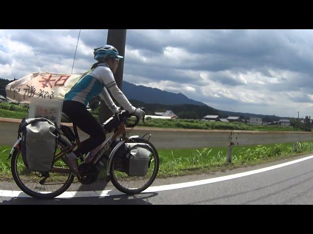 耳が不自由な映画監督が日本列島を自転車で縦断する!映画『Start Line』特報