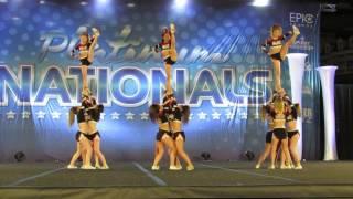 Senior 4 Blackout Platinum Nationals Reading PA 4/8/17