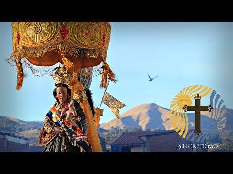 Festividad de la Virgen de La Almudena del Cusco - Setiembre del 2017.