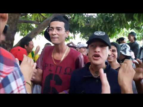 ((BATALLON))MK PAPERS ft. RUBEN EL PROFE  VS EL FEO ft. KRUGER || FREESTYLE BUCARAMANGA