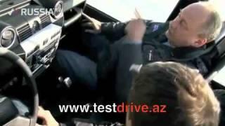 Land Rover Defender Тест драйв www drive portal ru