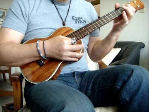 My Blue Heaven「私の青空」/ukulele