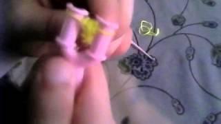 Плетение из резинок урок √1