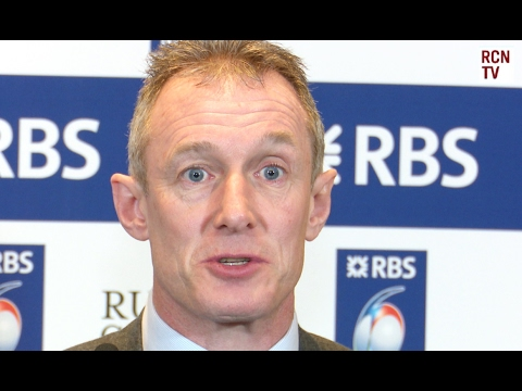 Wales Rob Howley Interview Rugby Six Nations Squad Selection 2017