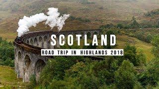 Scotland Road Trip 2018 - Highlands and Isle of Skye