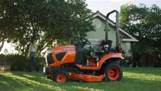 Kubota BX Series: Together we do more.