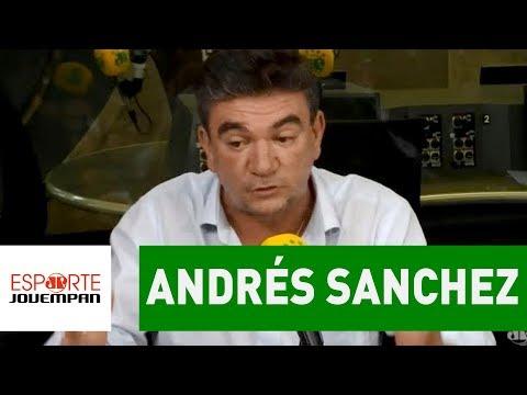 Entrevista com Andrés Sanchez, candidato no CORINTHIANS!