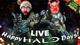 Happy Halodays - Check out what we got for Xmas!