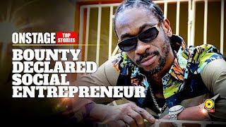 Bounty Killer Declared Social Entrepreneur By UTECH