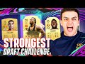 I WON A FUT DRAFT WITH THE STRONGEST POSSIBLE TEAM ON FIFA 21!!