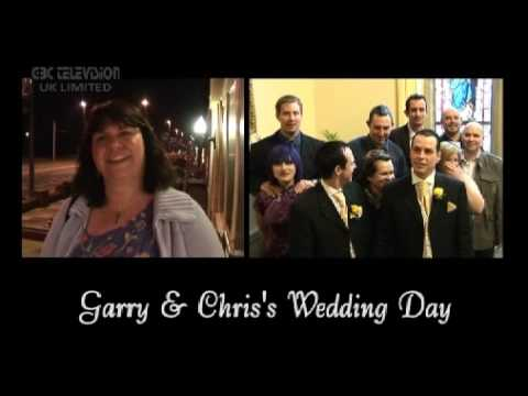 Garry & Chris's Wedding Video Closing Sequence - Pt 2