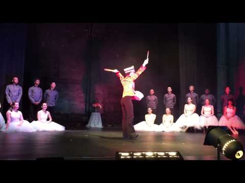 2015 Spring Dance concert Ballet 5/14. MSSPA