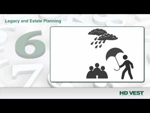 #6 – Legacy and Estate Planning