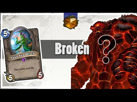 Hearthstone: Is This Too Powerful?