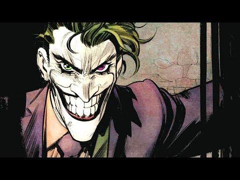 РОДИТЕЛИ БЭТМЕНА БЫЛИ ЗЛОДЕЯМИ? ДЖОКЕР ЗАМЕНИЛ БЭТМЕНА?  BATMAN WHITE KNIGHT. DC COMICS.