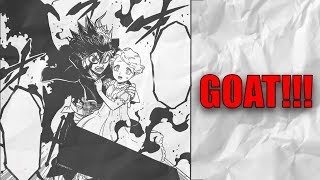 ASTA IS THE GOAT! Corruption In Parliament! (Black Clover Manga)