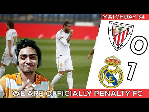 Immediate Reaction: Athletic Club 0 - 1 Real Madrid