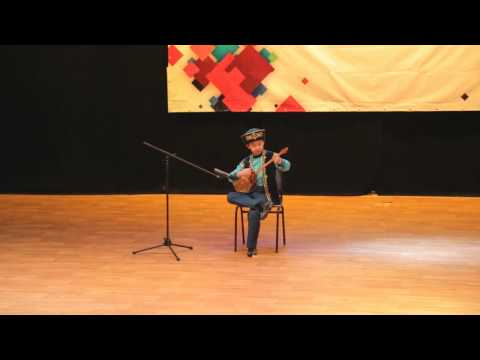 ПОЛУФИНАЛ Нургалиев Эльнур, 10 лет, Астана, Номинация Лучший инструменталист