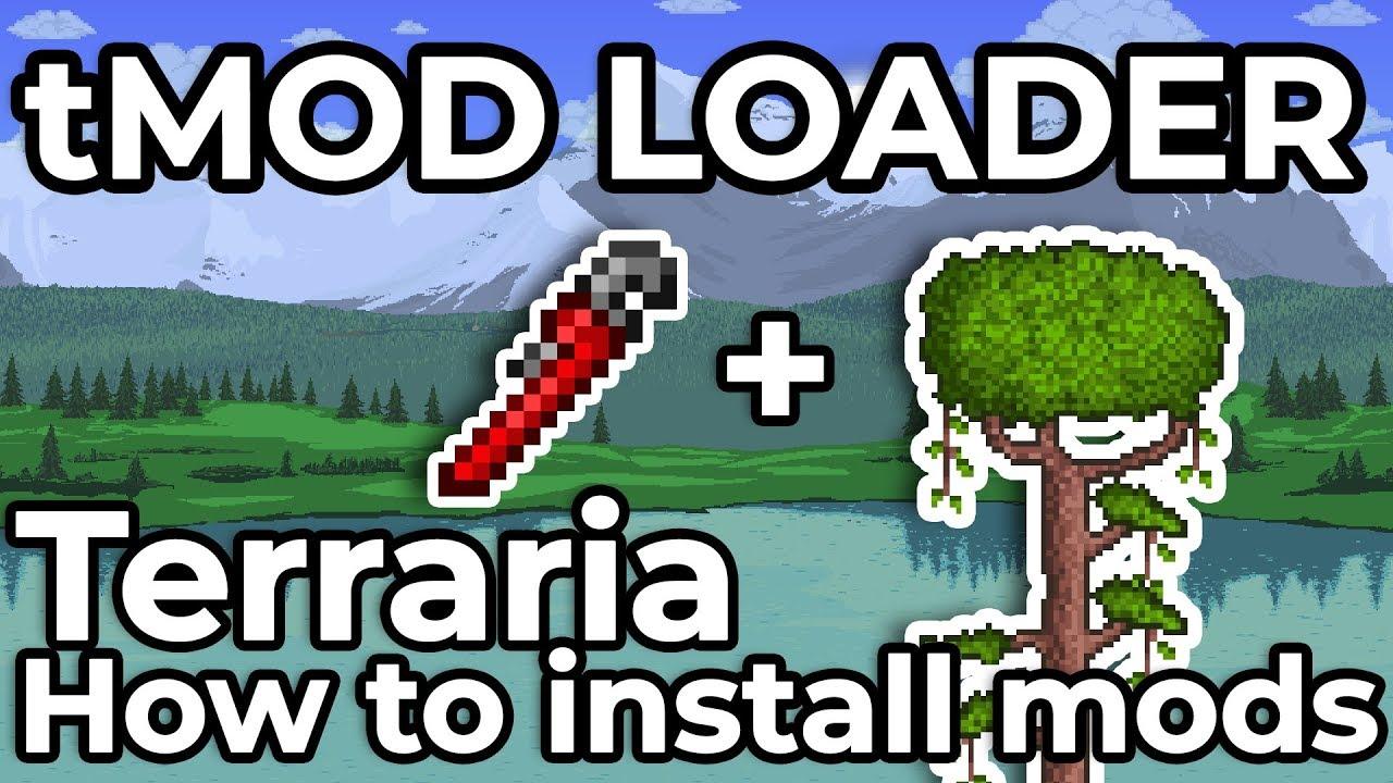 How to install Terraria MODS   tModLoader Installation Guide v0 10 2018