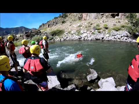 Whitewater Rafting on the Arkansas River GoPro