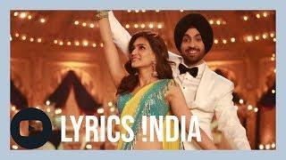 Guru Randhawa - Main Deewana Tera( Lyrics ) | Arjun Patiala | Diljit D | Nikita G |Kriti S